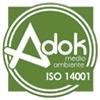 Certificado Medio Ambiente ISO14001